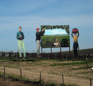 Monterey & San Benito County Wineries