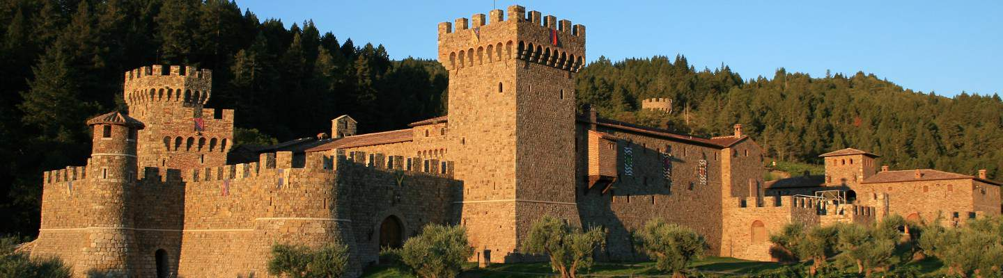 castello amorosa winery