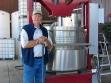 Winemaker Steve Lock