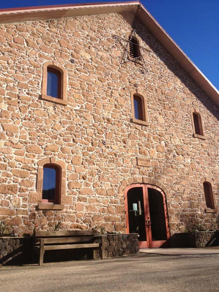 Ehlers winery building