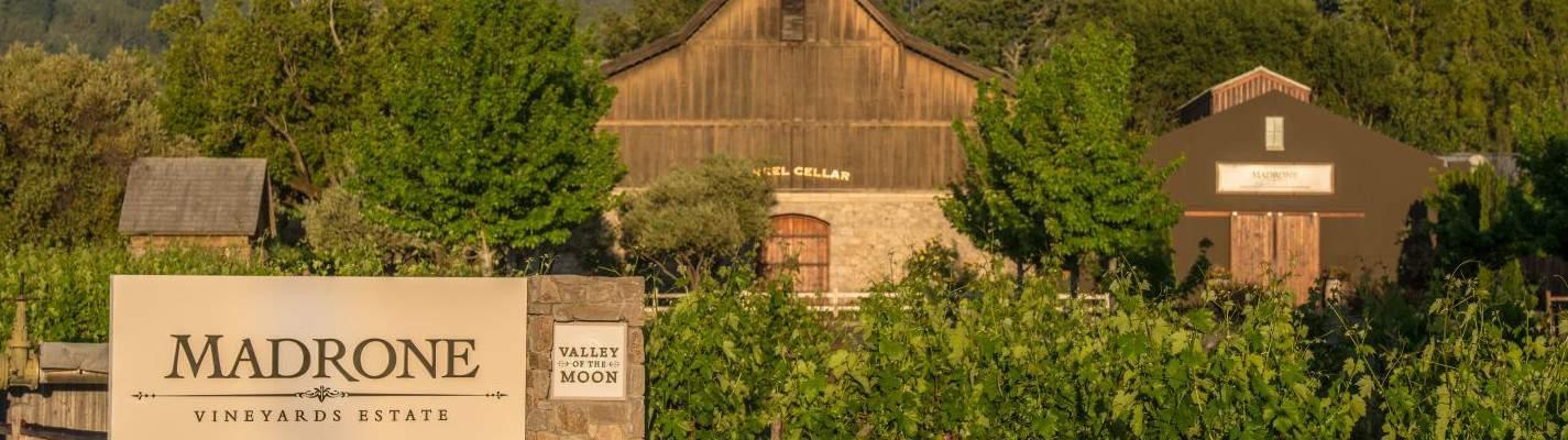 Madrone Vineyards Estate & Historic Barrel Cellar
