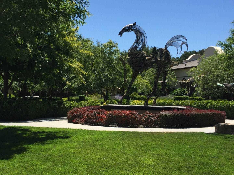 sculpterra sculpture garden