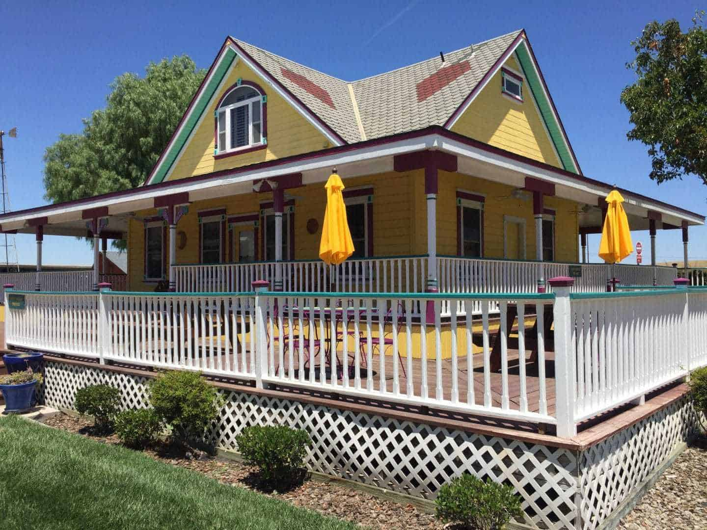 tobin james winery guest house