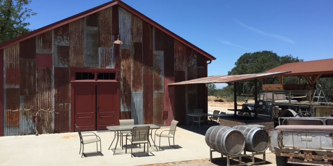 Steinbeck winery tasting room