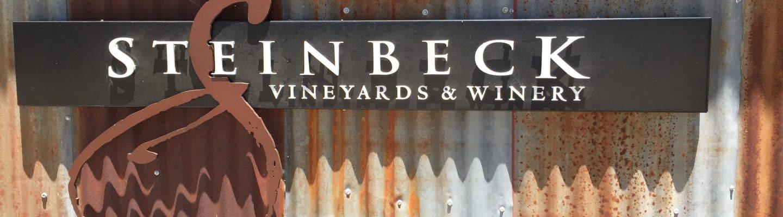 steinbeck winery logo