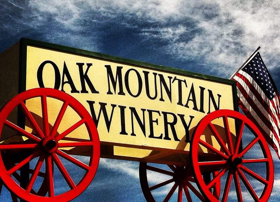 oak mountain winery temecula california