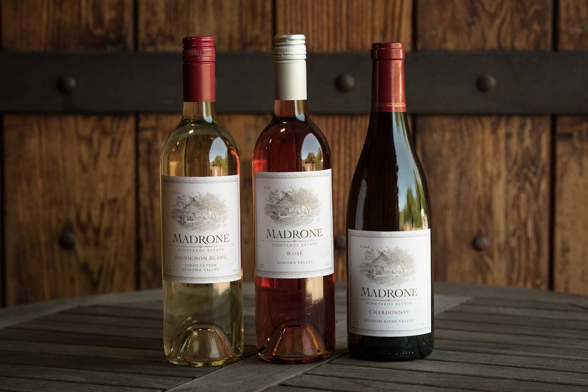 Madrone Vineyards Estate Wines