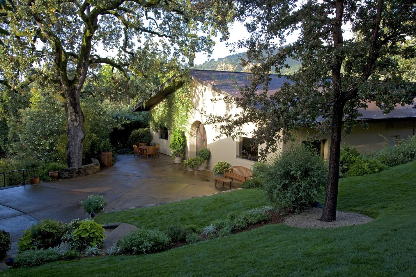 stags leap visitor center winery napa valley