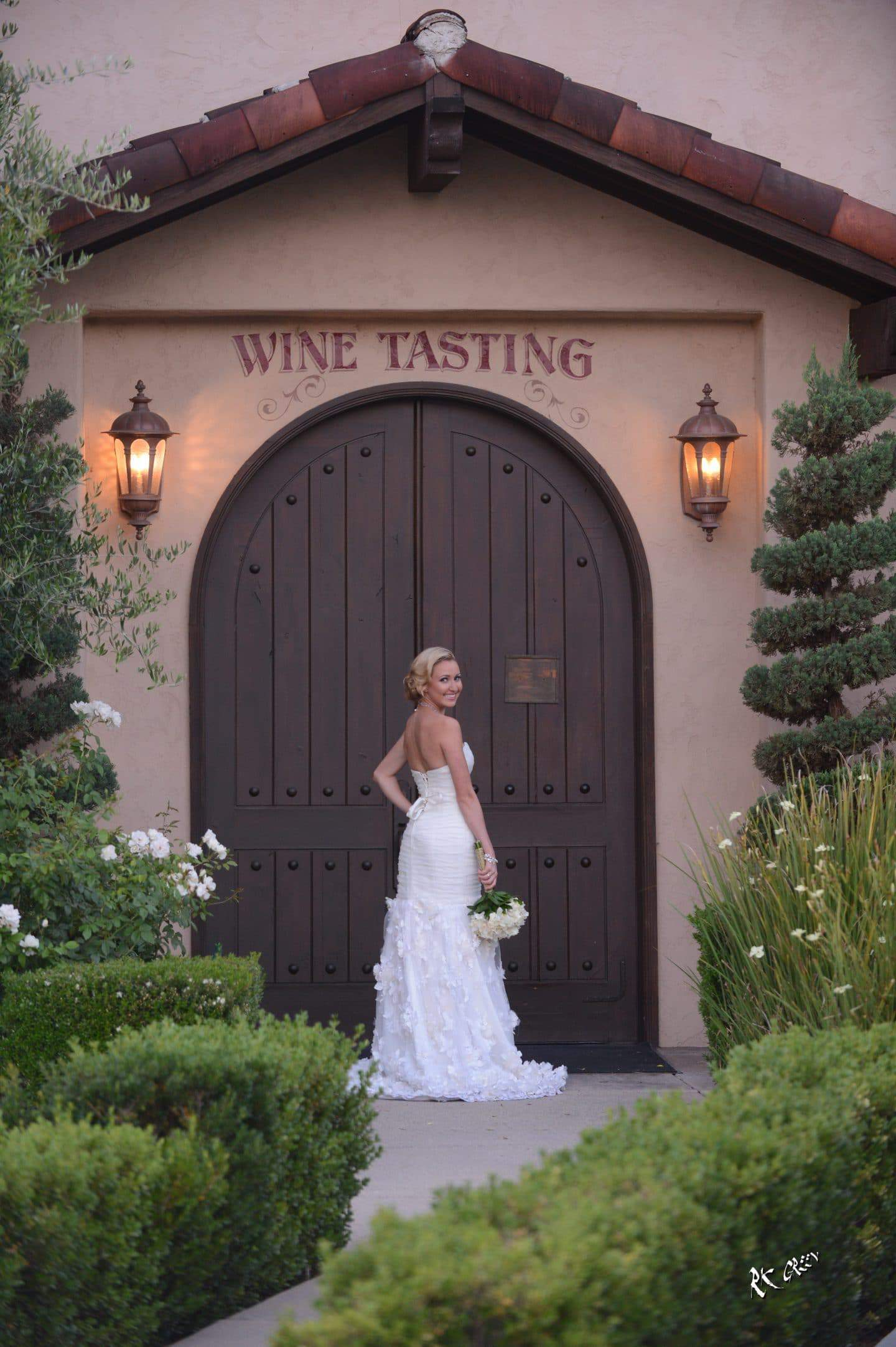 oak mountain winery wedding temecula