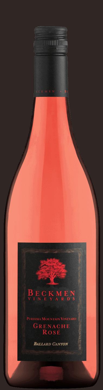 beckmen vineyards rose