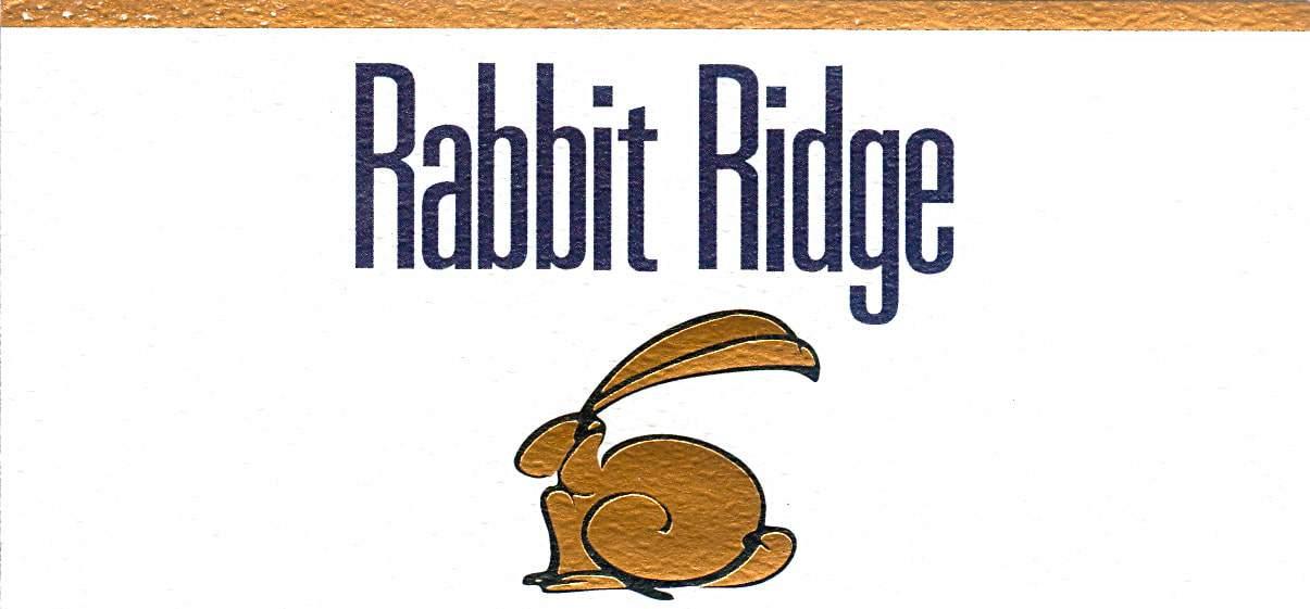 Rabbit Ridge Winery