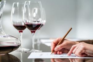 Wine tasting party ideas