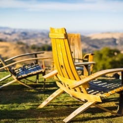 Chairs for paso robles wine tasting