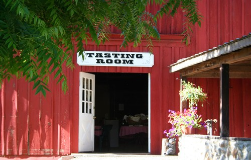 The Vineyards and Tasting Room