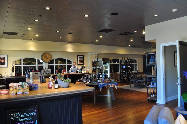 tasting room santa barbara winery california