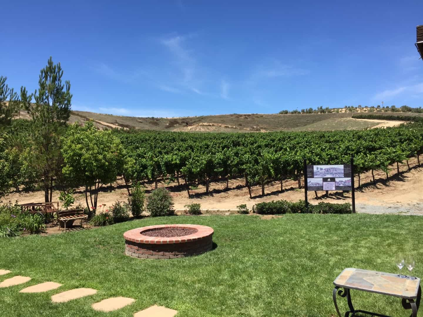 Europa Village Vineyards in Temecula