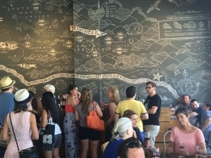 Ava Tasting room