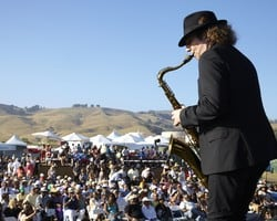 Napa Jazz Wine Food