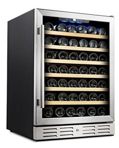 We Also Like The Kalamera 24 Wine Cooler 54 Bottle Single Zone Touch Control It S A Option In Large Sized Refrigerator