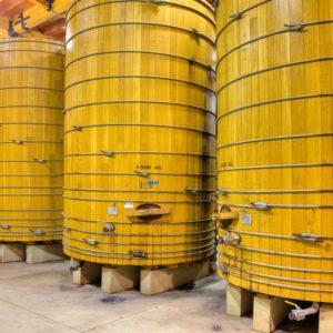 fermentation barrels