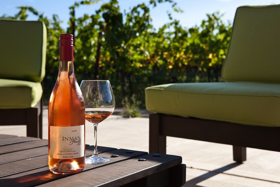 Inman family wine Rose_On_Patio