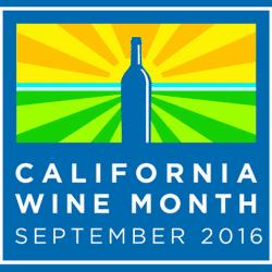 California Wine Month September 2016