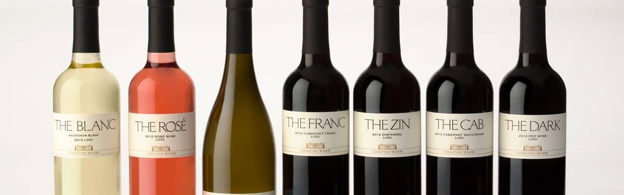 cosentino wines napa