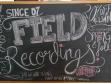 field recording wine