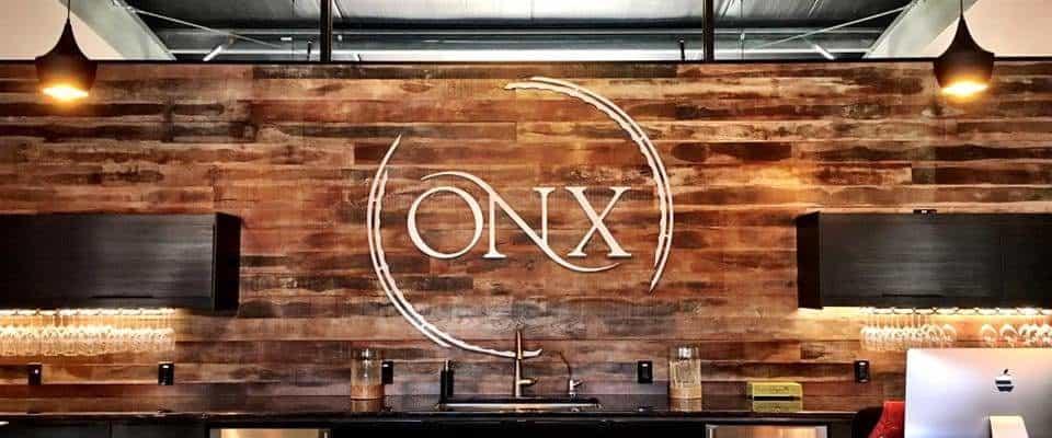 onx wines tasting room