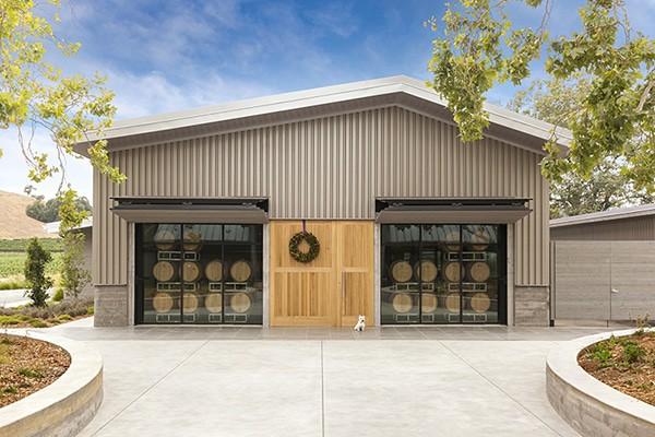 macrostie barrel house sonoma winery