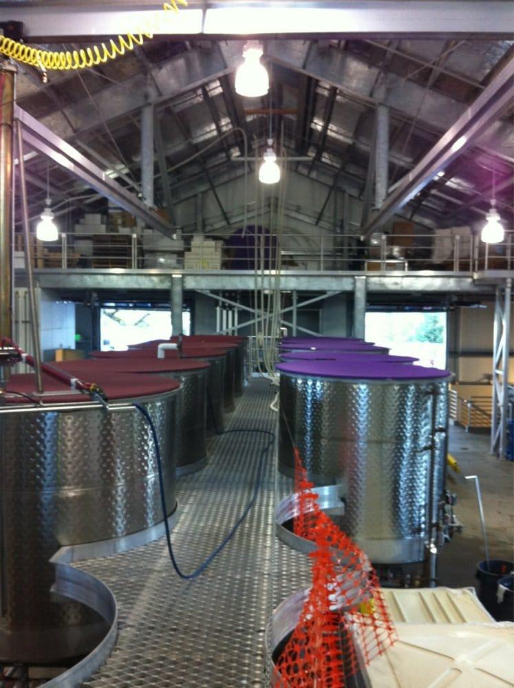 peay vineyards winery