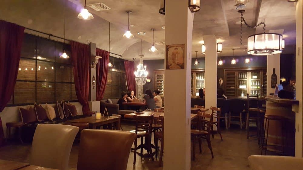 d vine wine bar tasting los angeles