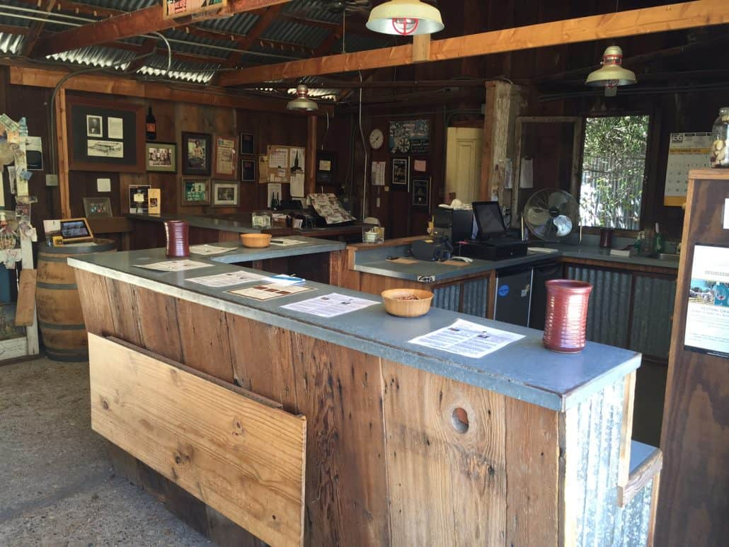 foxen winery tasting room