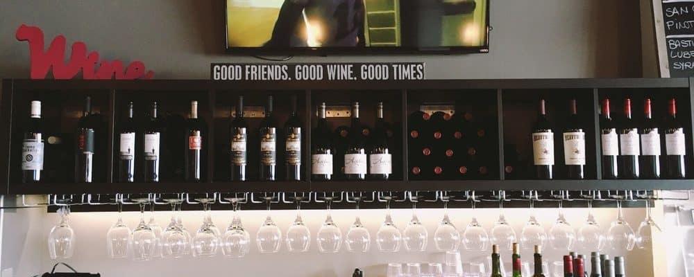 Sara wine bar los angeles