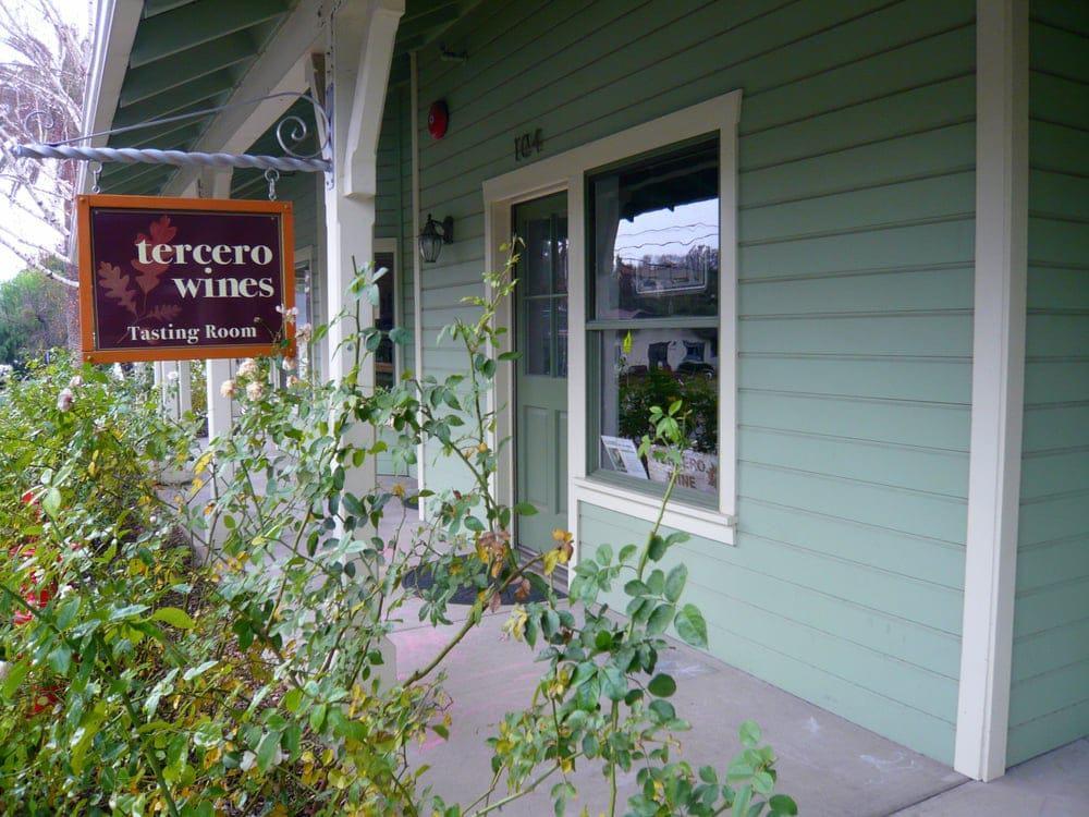 tercero wine tasting room los olivos