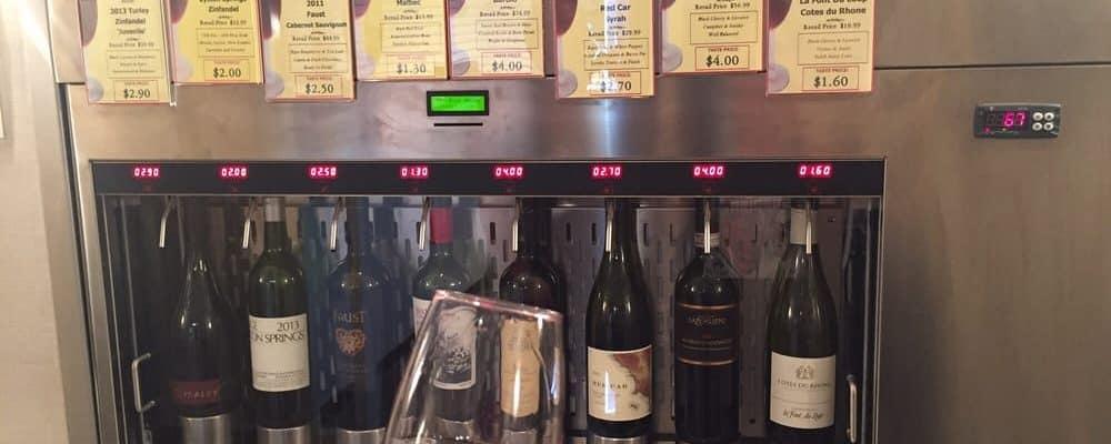 The wine house los angeles wine tasting