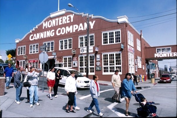 cannery row monterey wineries