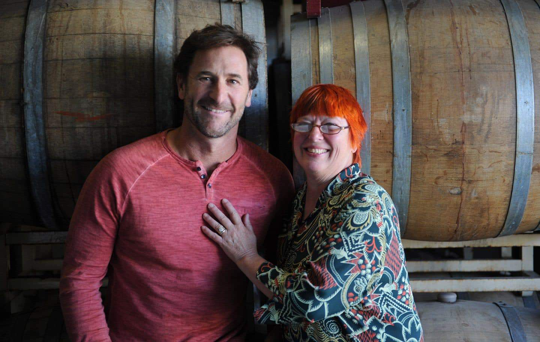 Lumen Wine's Lane Tanner and Will Henry (Oct. 2, 2014)