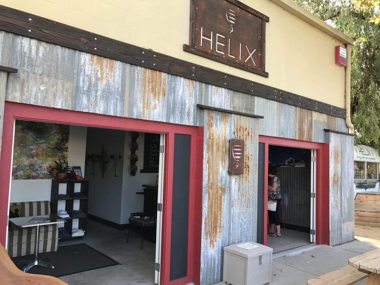 Helix Tasting Room