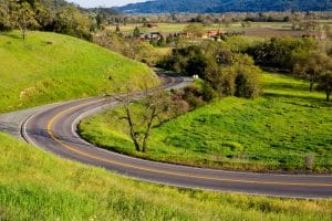 romantic weekend napa valley from San Francisco