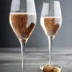 sparkling wine gift