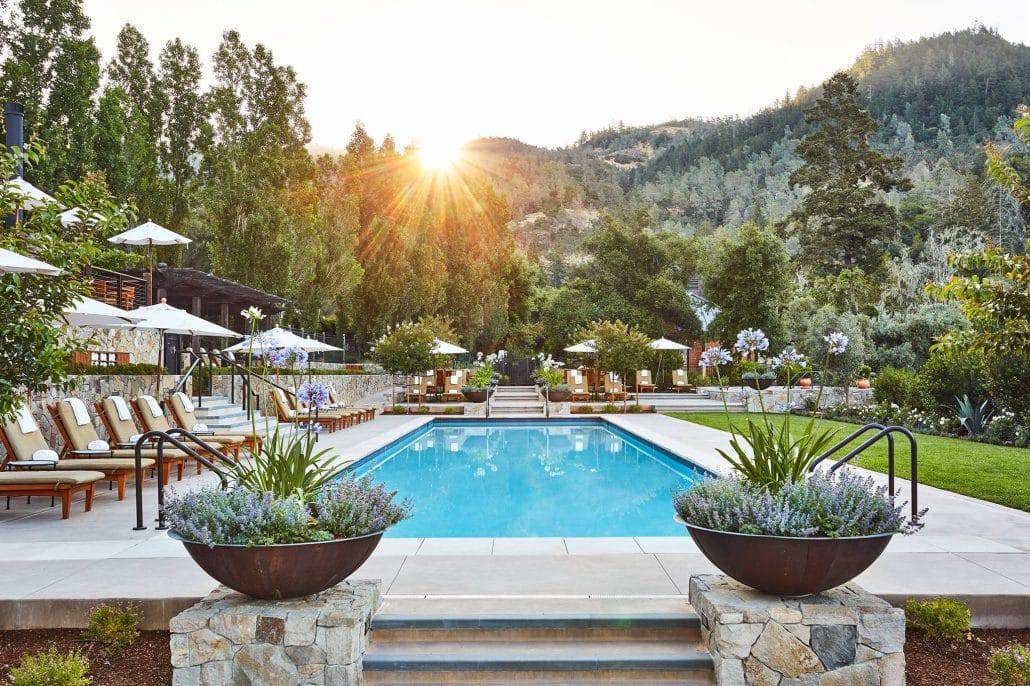 pet friendly napa valley hotel
