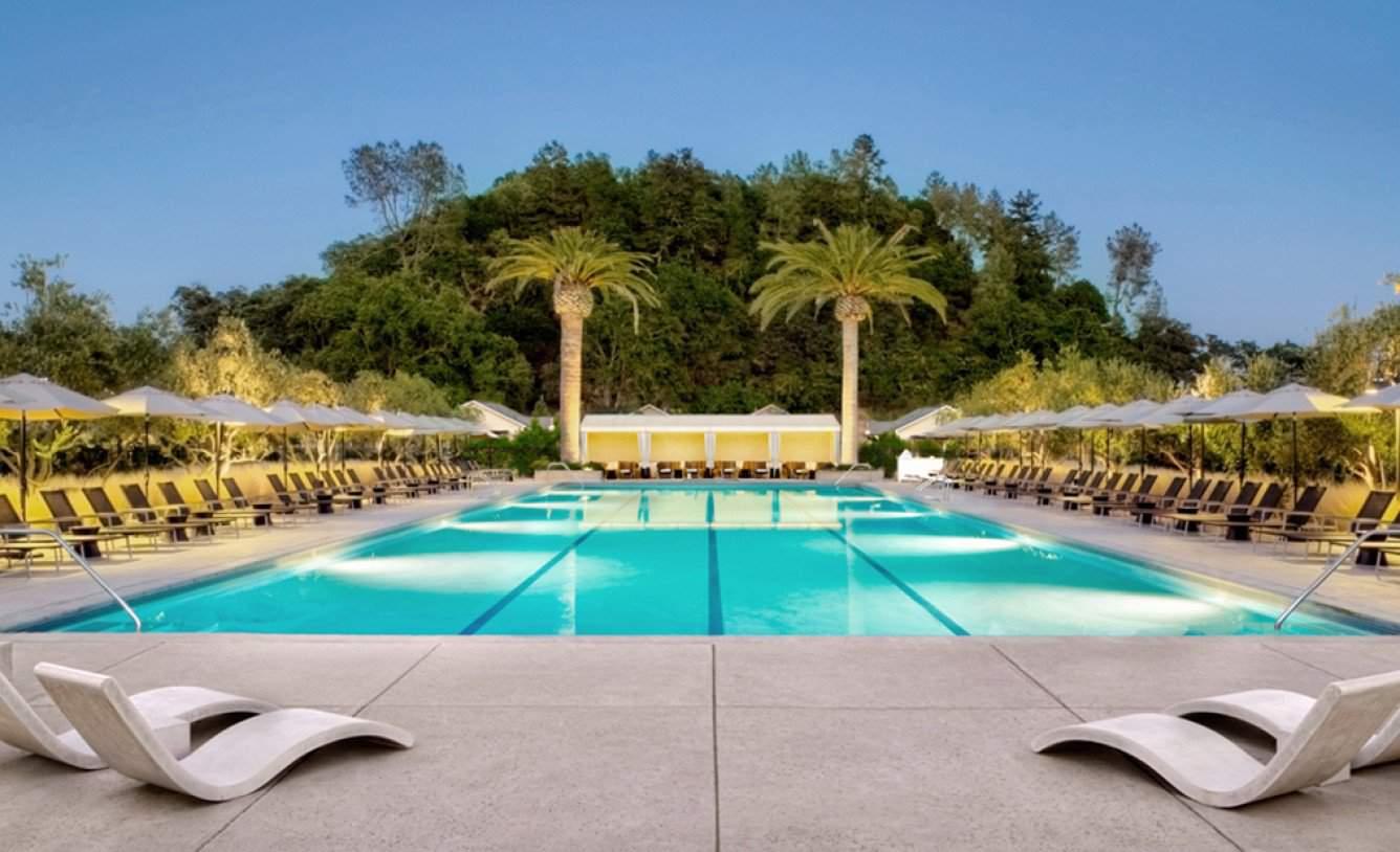 Solage Hotel Best Napa Hotels