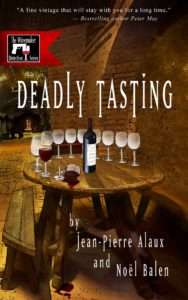 deadly tasting book