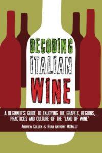 decoding italian wine book