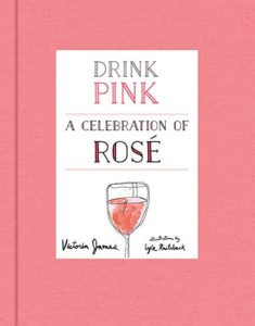 drink pink wine book