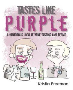 tastes like purple best wine book