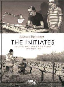 the initiates wine book