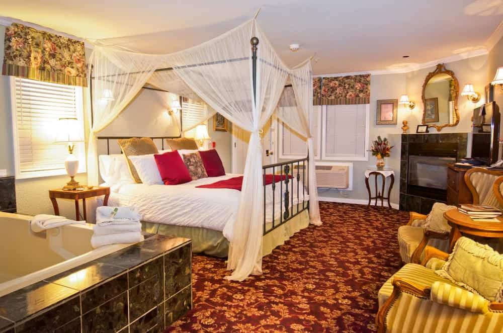 Places to stay in napa candelight inn napa valley