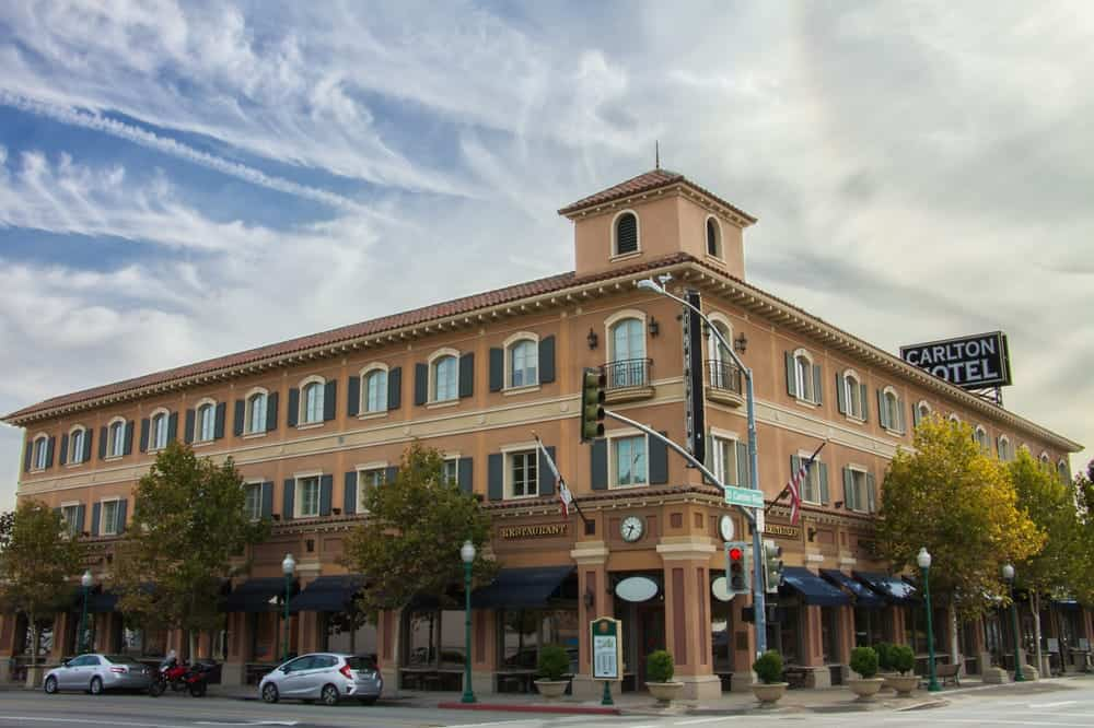 Great hotels near Paso Robles wine country